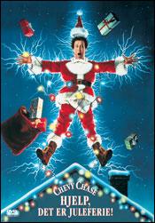 Hjelp, det er juleferie! DVD